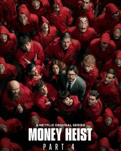 Mp4: Money Heist – Season 4 Episode 1: Game Over