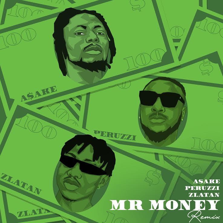 Asake – Mr Money (Remix) Ft. Zlatan & Peruzzi Mp3 Download