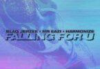 Blaq Jerzee x Mr Eazi x Harmonize - Falling For U