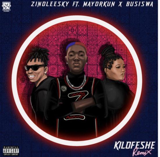 Zinoleesky – Kilofeshe (Remix) ft. Mayorkun x Busiswa Mp3 Download