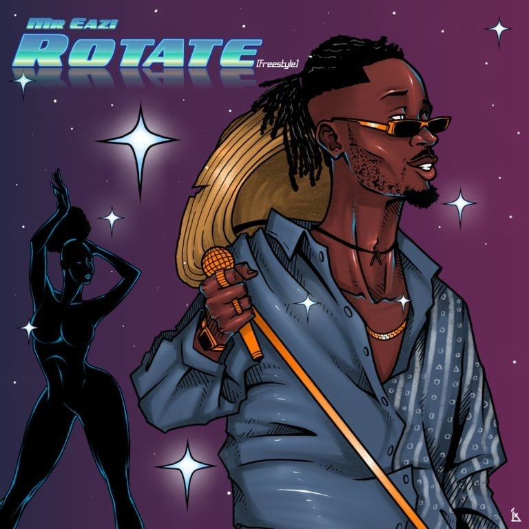Mr Eazi – Rotate (Freestyle) Mp3 Download