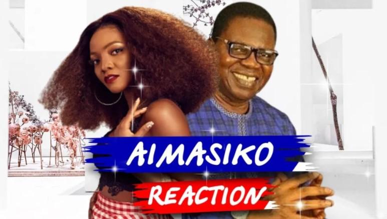Simi – Aimasiko (Remix) Ft. Ebenezer Obey Mp3 Download